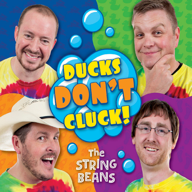 Ducks Don't Cluck! by The String Beans