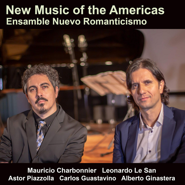New Music of the Americas