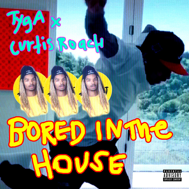 Bored In The House cover