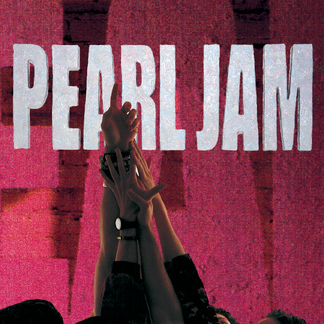 Pearl Jam album cover
