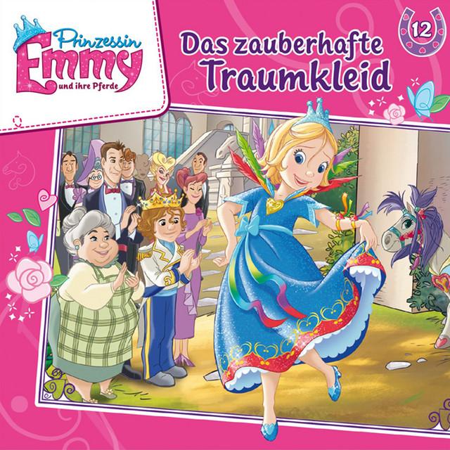 Prinzessin Emmy und ihre Pferde Cover