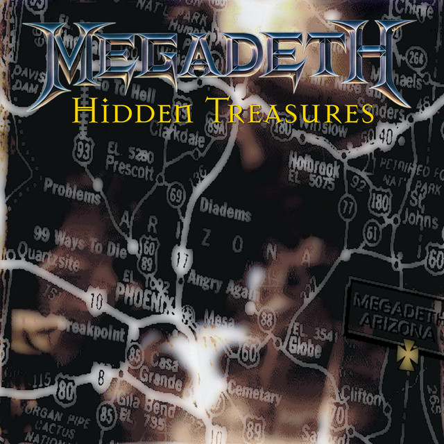 Artwork for Problems by Megadeth