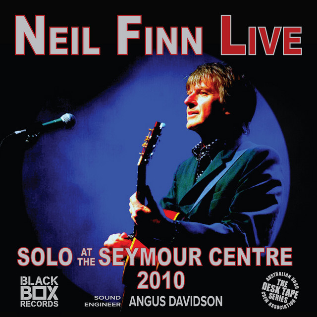 Artwork for Anytime (Solo at the Seymour Centre, 2010) by Neil Finn