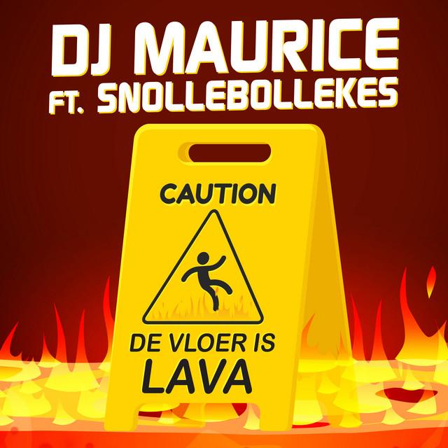DJ Maurice De Vloer Is Lava acapella