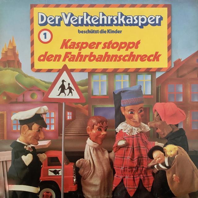Folge 1: Kasper stoppt den Fahrbahnschreck Cover