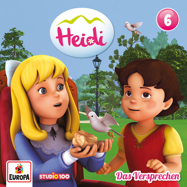 06 - Das Versprechen (CGI) Cover