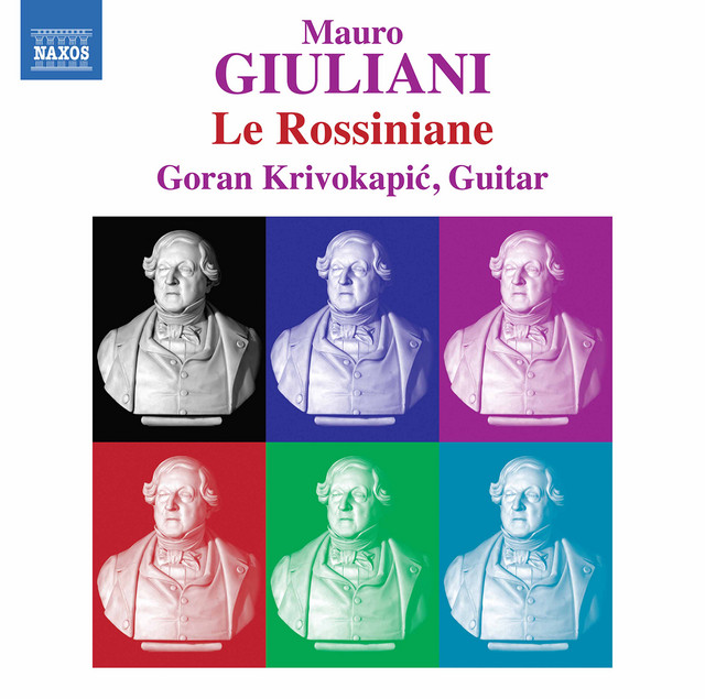Giuliani: Le Rossiniane