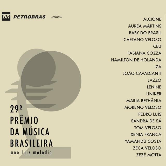 29 Prêmio da Música Brasileira - Homenagem a Luiz Melodia (ao Vivo)