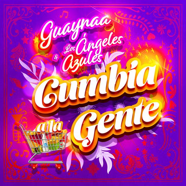 Cumbia a la Gente album cover