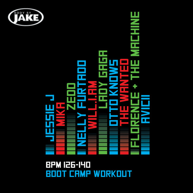 Body By Jake: Boot Camp Workout (BPM 126-140)