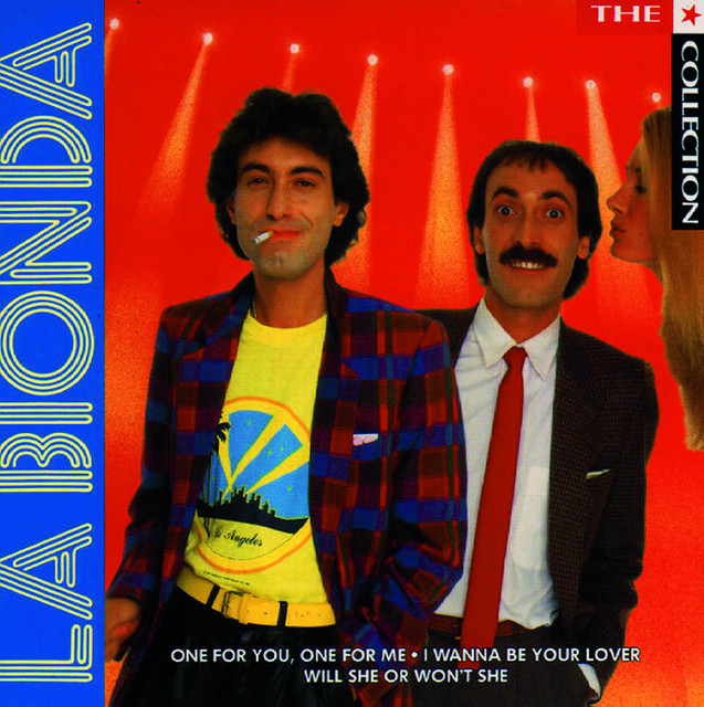 Cover art for I Wanna Be Your Lover by La Bionda