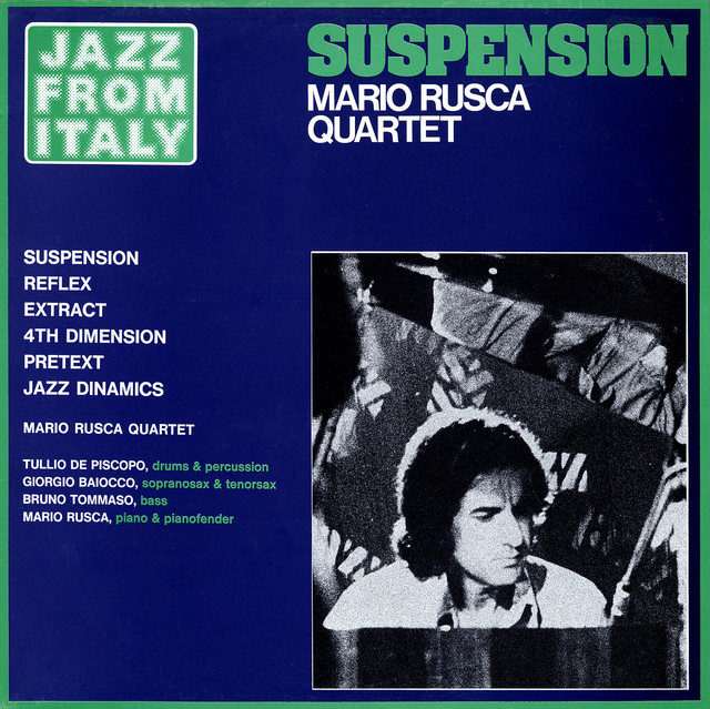 Jazz from Italy - Suspension