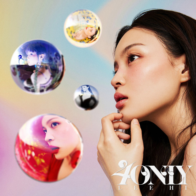 Album cover for 4 ONLY by LeeHi