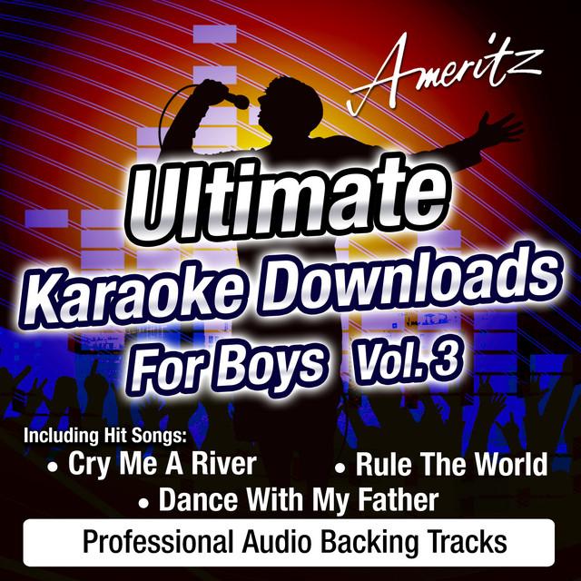 Ultimate Karaoke Downloads For Boys Vol. 3