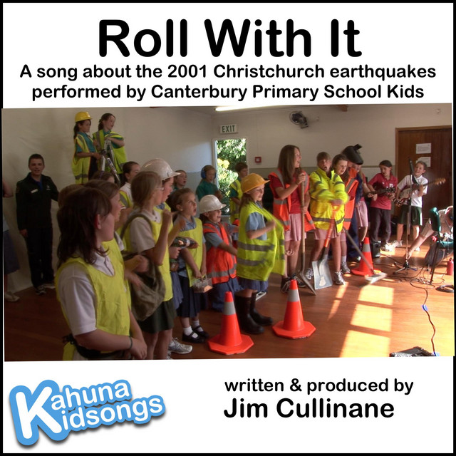 Roll With It by Kahuna Kidsongs