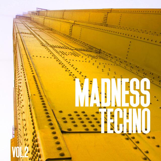 Madness Techno, Vol. 2 Cover
