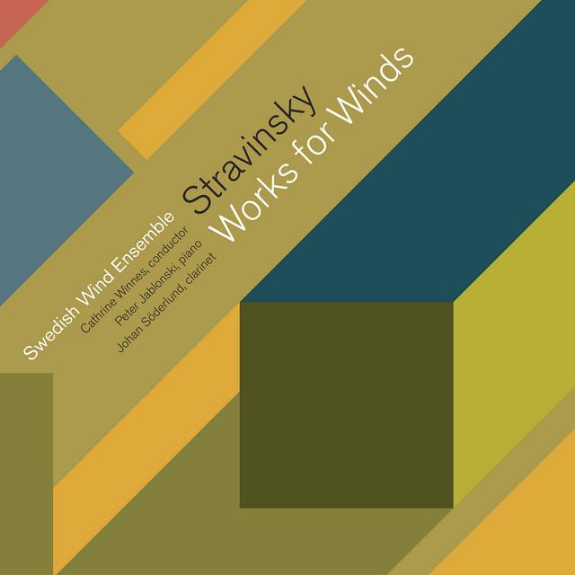 Stravinsky: Works for Winds