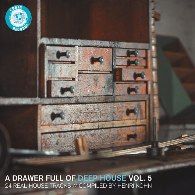 A Drawer Full of Deep House, Vol. 5 (24 Real House Tracks Compiled by Henri Kohn)