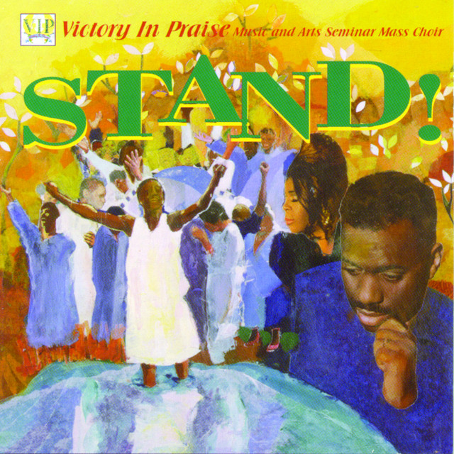 Artwork for Let Us Praise And Worship Him by Victory In Praise Music And Arts Seminar Mass Choir