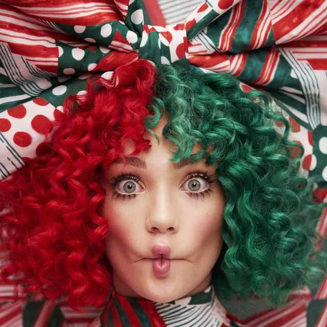 Sia Santa's Coming For Us acapella