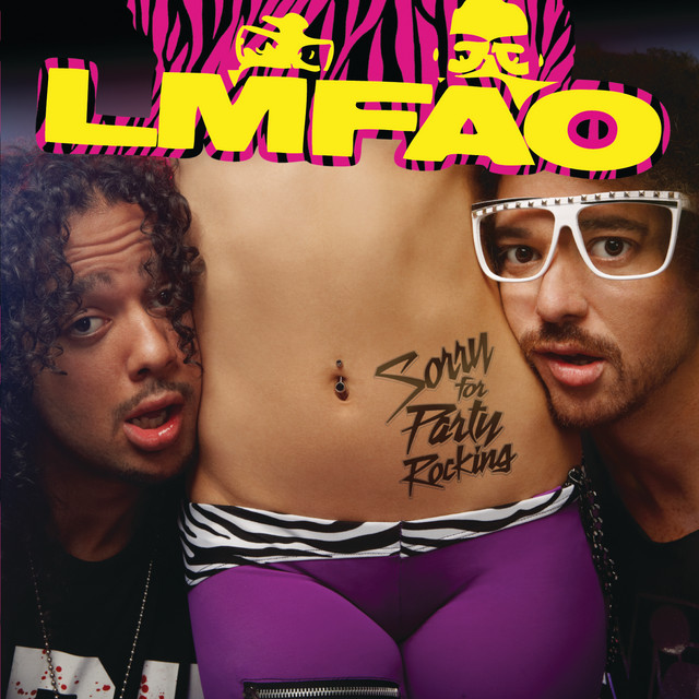 Party Rock Anthem album cover