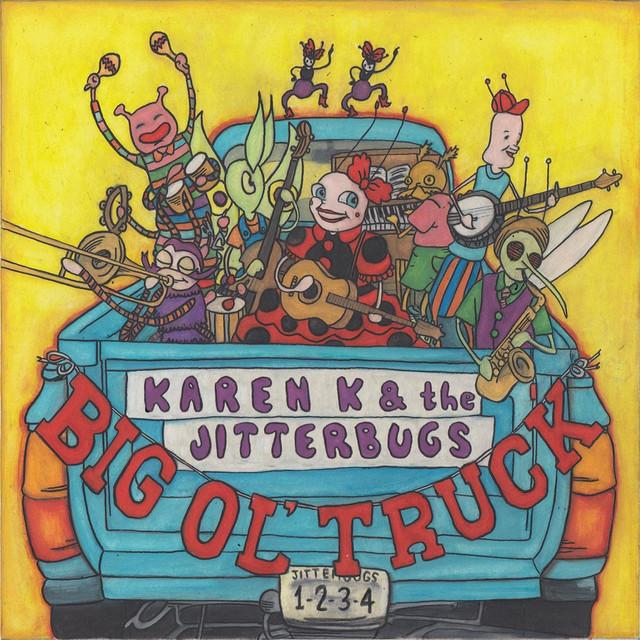 Karen K and the Jitterbugs