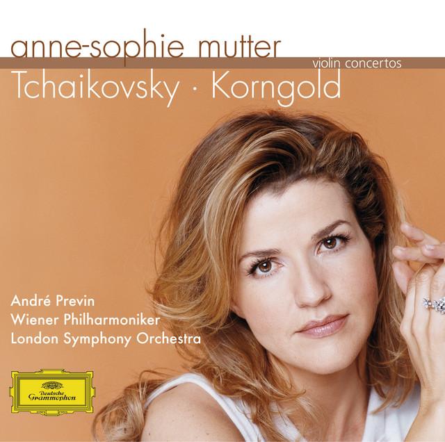 Violin Concerto in D - Finale album cover