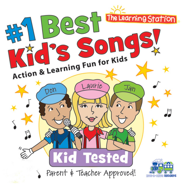 #1 Best Kid's Songs by The Learning Station