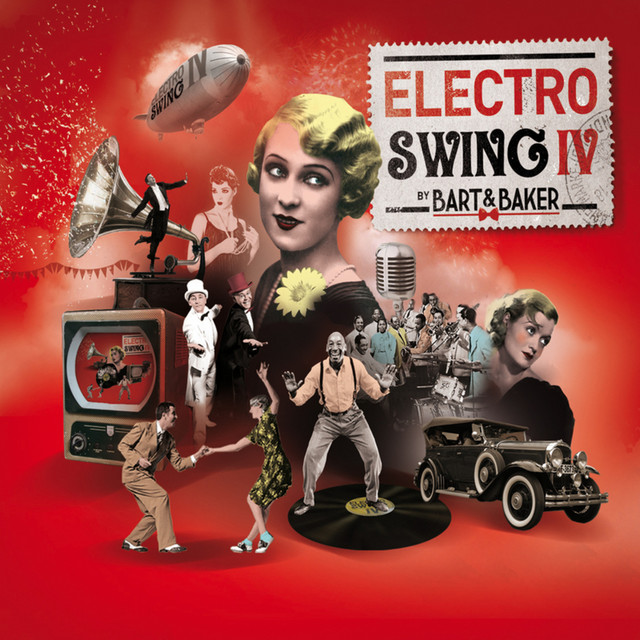 Electro Swing IV by Bart & Baker
