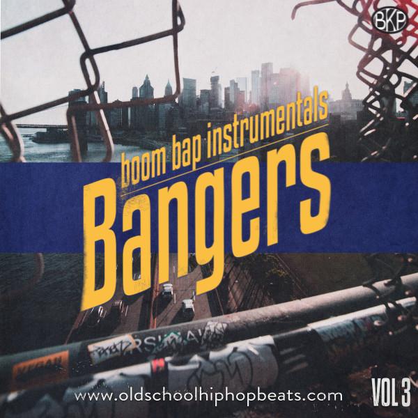 Bangers vol 3 - Boom bap Instrumentals