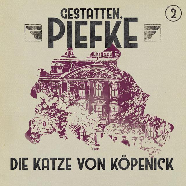 Folge 2: Die Katze von Köpenick Cover