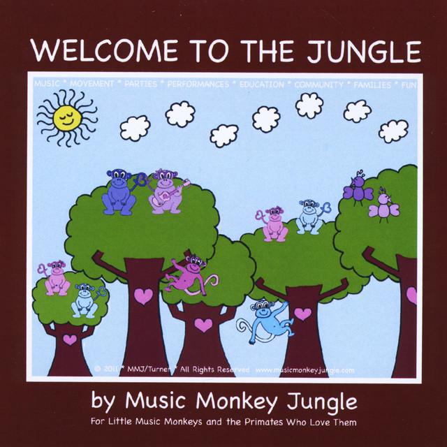 Music Monkey Jungle - Tuesday 10:00 am EDT