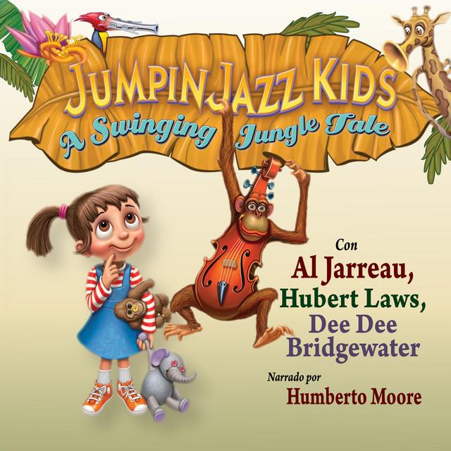 JumpinJazz Kids: A Swinging Jungle Tale (Spanish Narration)