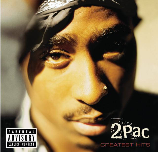 2Pac album cover