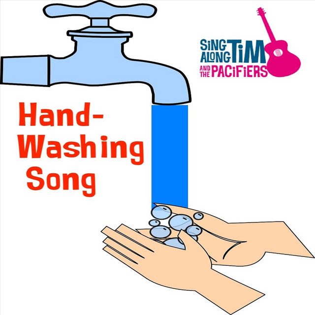 Hand-Washing Song by Sing Along Tim & the Pacifiers