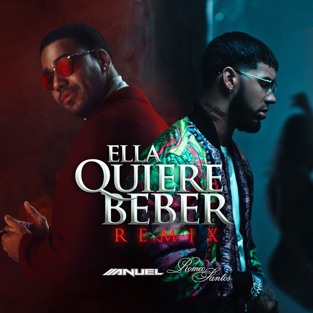 Ella Quiere Beber (Remix) - Ella Quiere Beber - Remix