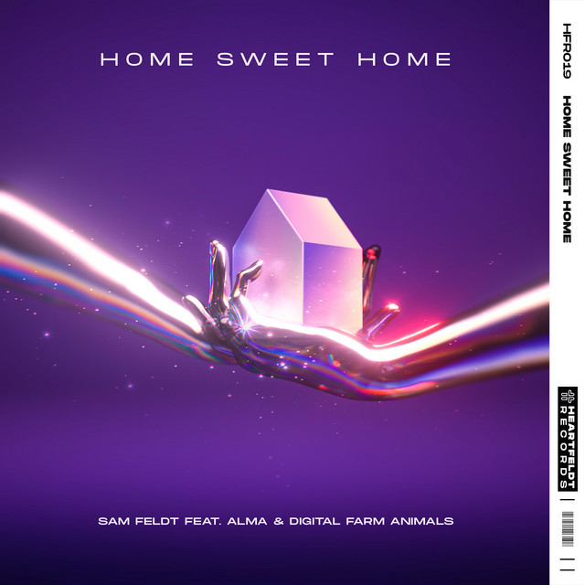 Sam Feldt feat. ALMA, Digital Farm Animals - Home Sweet Home