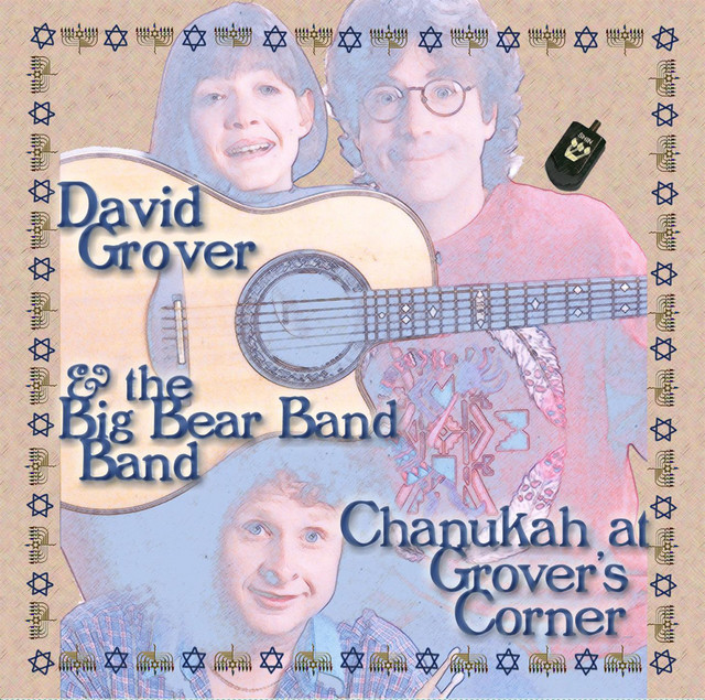 Chanukah At Grover's Corner by David Grover