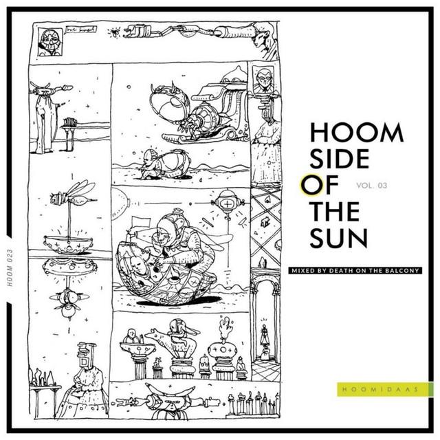 Hoom Side of the Sun, Vol. III (DJ Mix)