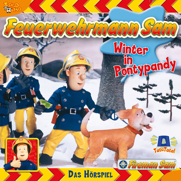 Feuerwehrmann Sam - Winter in Pontypandy