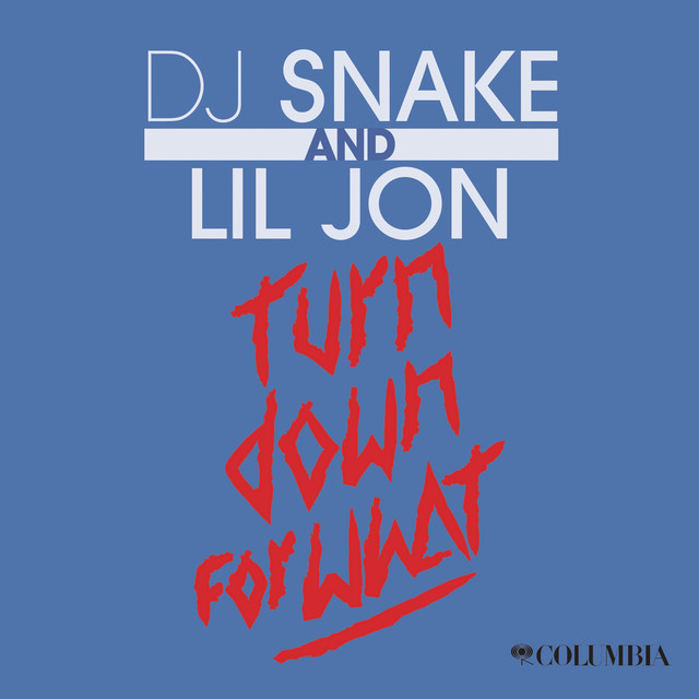 DJ Snake Turn Down for What acapella