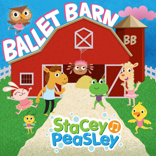 Ballet Barn by Stacey Peasley