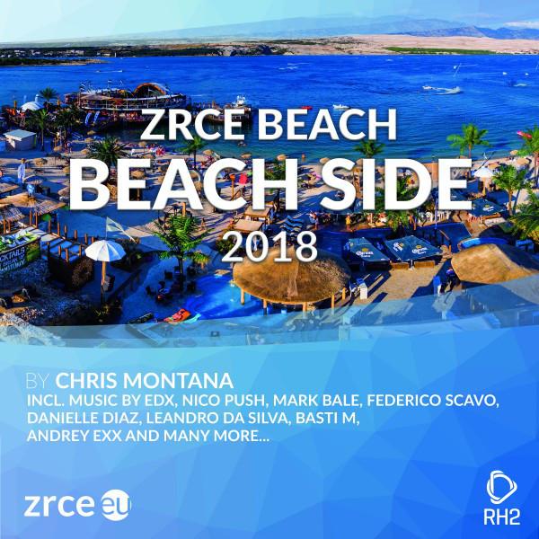 Zrce Beach 2018 - Beachside