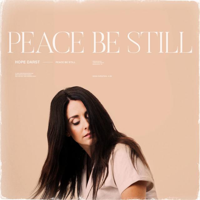 Peace Be Still album cover