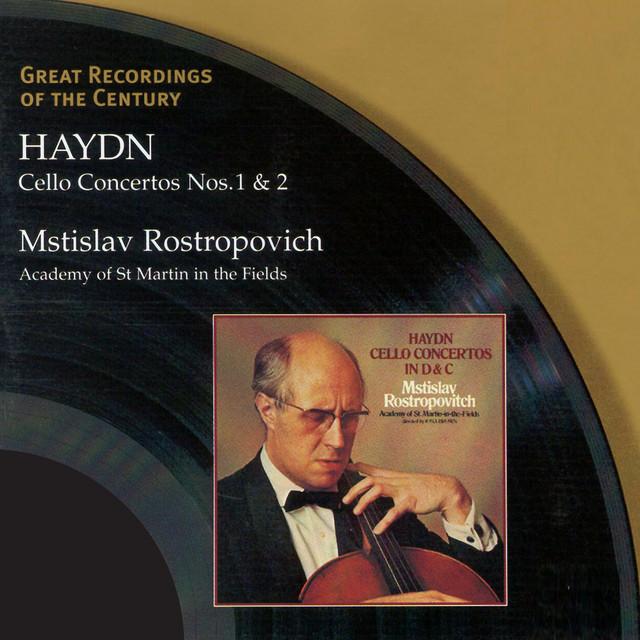 Cello Concerto No. 1 in C Major, Hob. VIIb:1 (Cadenzas: Benjamin Britten) (1999 Digital Remaster): III. Allegro molto