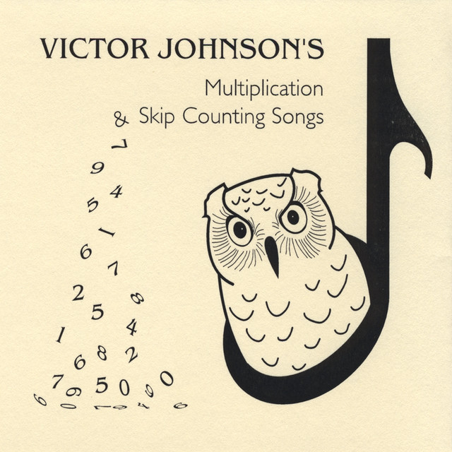 Multiplication and Skip Counting Songs by Victor Johnson