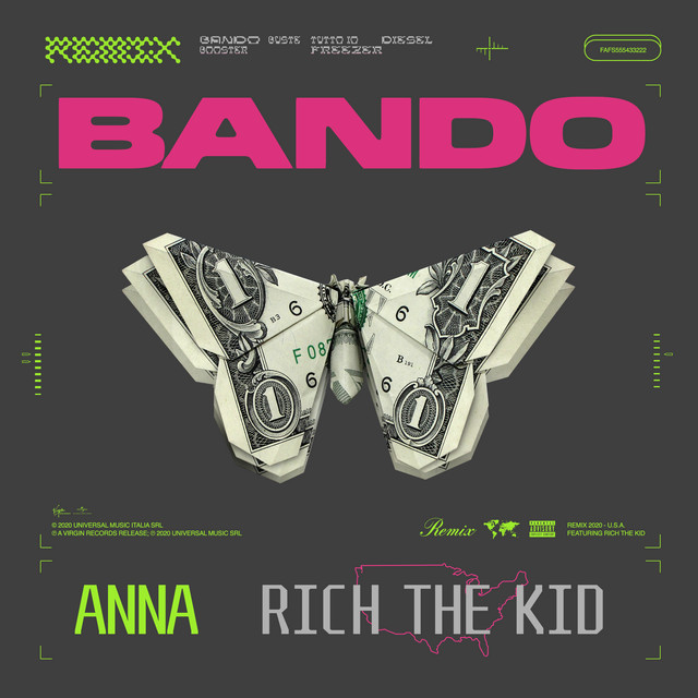 Bando (feat. Rich The Kid) [Remix]