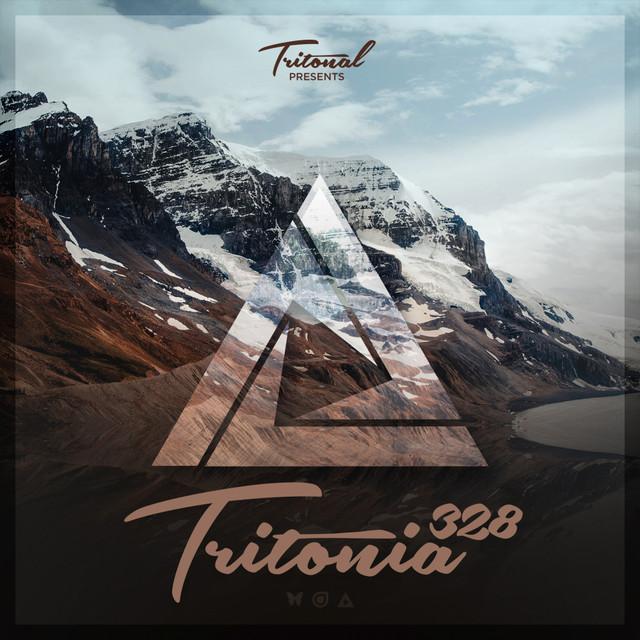 Album cover for Tritonia 328 by Tritonal, Tritonal Tritonia Radio
