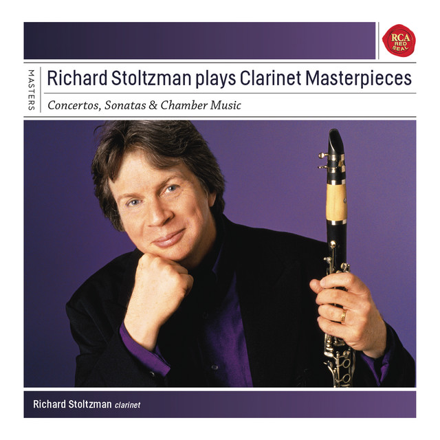 Richard Stoltzman plays Clarinet Concertos, Sonatas and Chamber Music