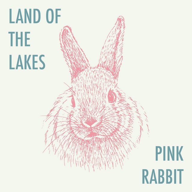 Pink Rabbit by Land of the Lakes